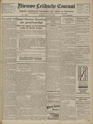 Nieuwe Leidsche Courant 1939-06-10
