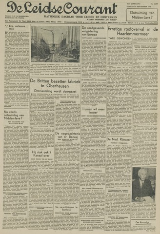 Leidse Courant 1949-09-06