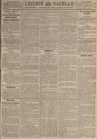 Leidsch Dagblad 1921-10-20