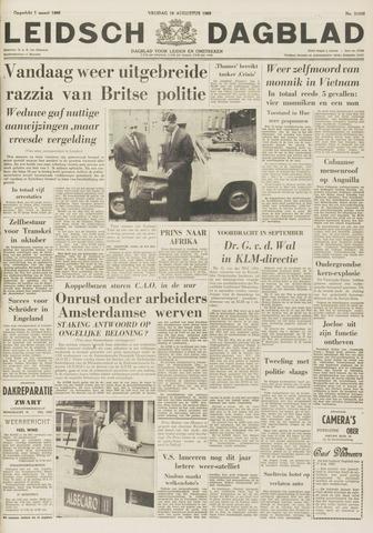 Leidsch Dagblad 1963-08-16