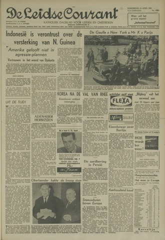 Leidse Courant 1960-04-28