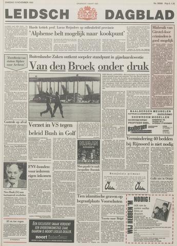 Leidsch Dagblad 1990-11-13
