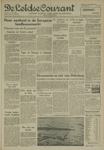 Leidse Courant 1959-11-24
