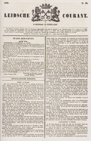 Leydse Courant 1876-02-16