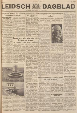 Leidsch Dagblad 1951-04-24