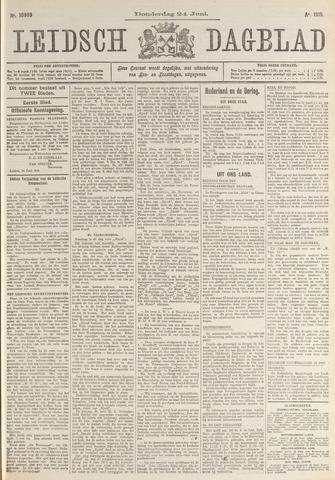 Leidsch Dagblad 1915-06-24
