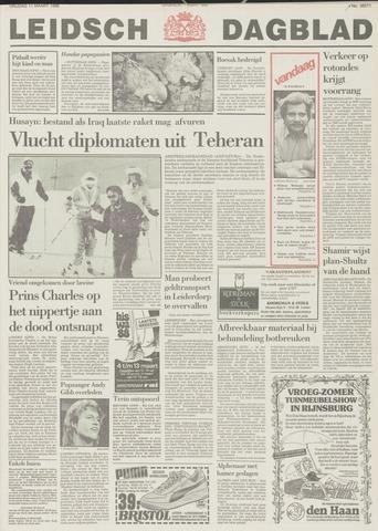 Leidsch Dagblad 1988-03-11