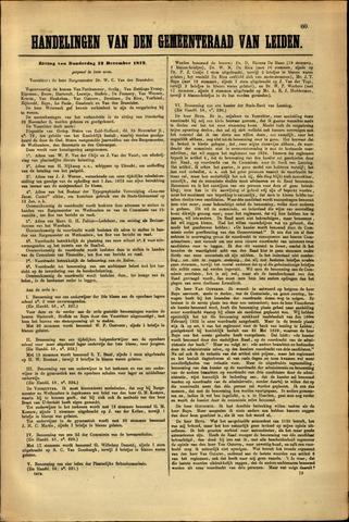 Handelingen van de Raad 1872-12-12