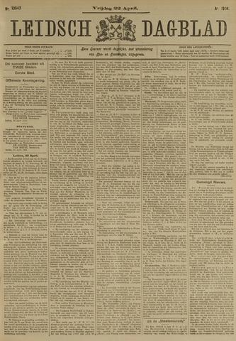 Leidsch Dagblad 1904-04-22