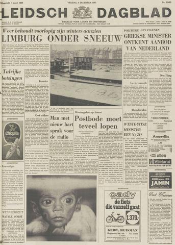 Leidsch Dagblad 1967-12-08