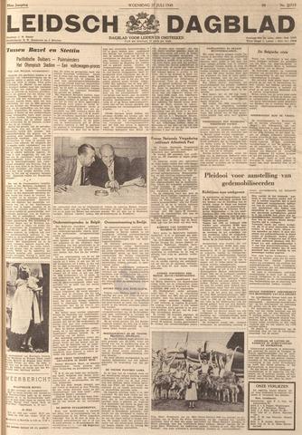 Leidsch Dagblad 1949-07-27