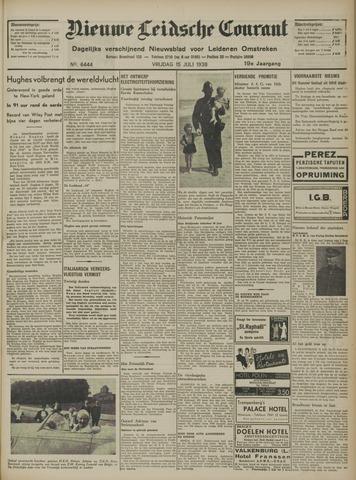 Nieuwe Leidsche Courant 1938-07-15