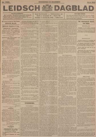 Leidsch Dagblad 1923-12-13