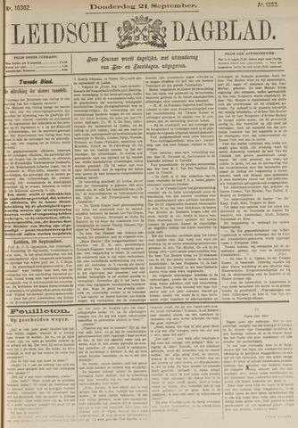 Leidsch Dagblad 1893-09-21