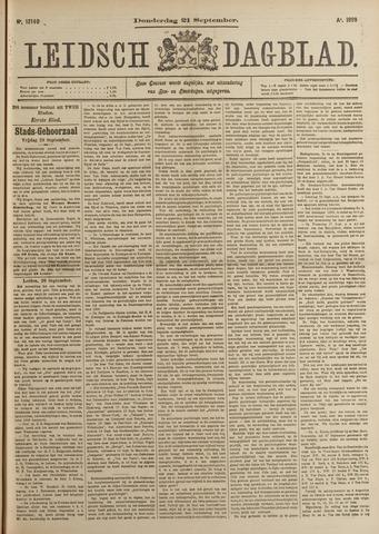 Leidsch Dagblad 1899-09-21