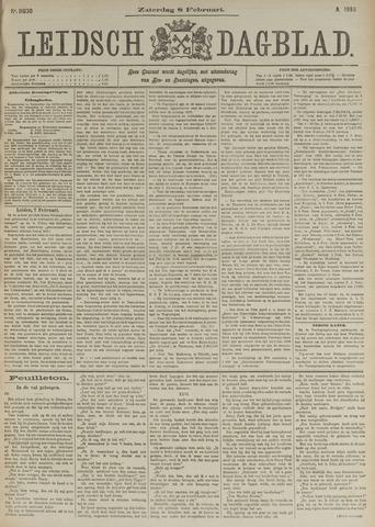Leidsch Dagblad 1896-02-08