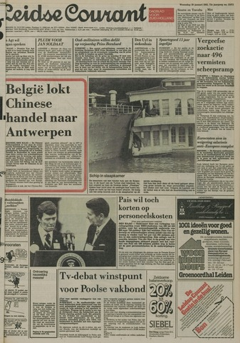 Leidse Courant 1981-01-28