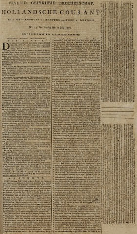 Leydse Courant 1795-07-10