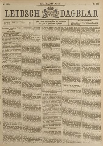 Leidsch Dagblad 1899-04-25