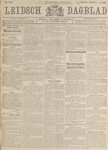 Leidsch Dagblad 1916-10-04