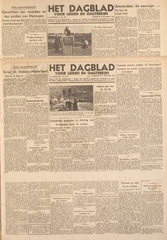 Dagblad voor Leiden en Omstreken 1944-09-21