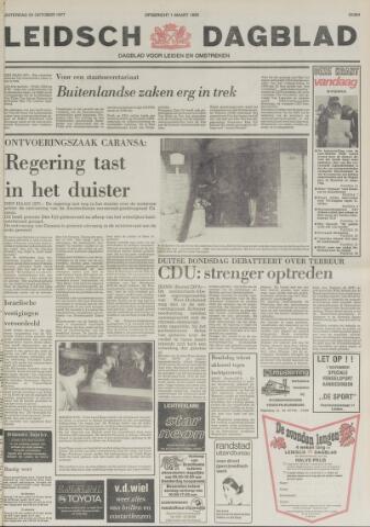 Leidsch Dagblad 1977-10-29