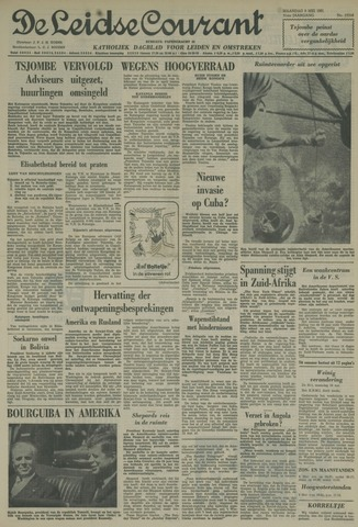 Leidse Courant 1961-05-08
