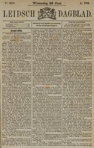 Leidsch Dagblad 1882-06-28