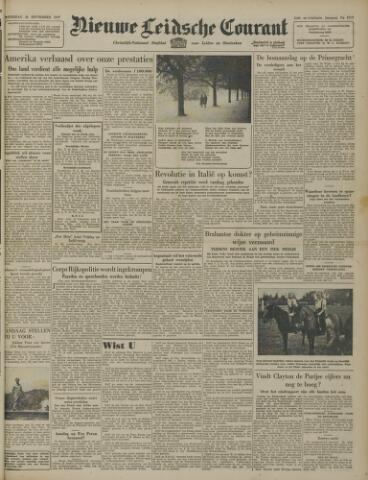 Nieuwe Leidsche Courant 1947-09-20