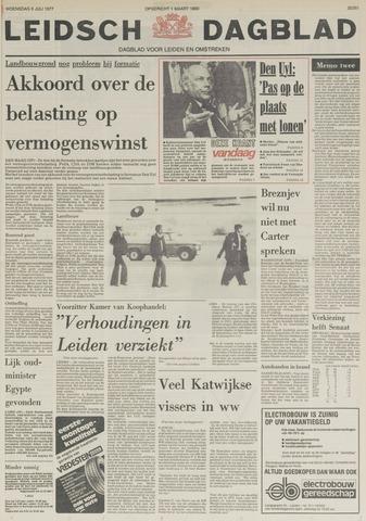 Leidsch Dagblad 1977-07-06