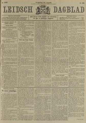 Leidsch Dagblad 1911-04-21