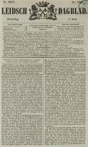 Leidsch Dagblad 1867-06-08