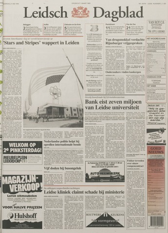 Leidsch Dagblad 1994-05-21
