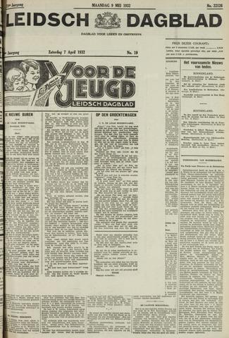 Leidsch Dagblad 1932-05-09
