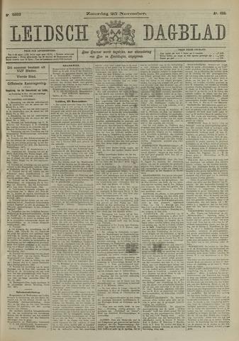 Leidsch Dagblad 1911-11-25