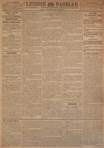 Leidsch Dagblad 1923-07-02