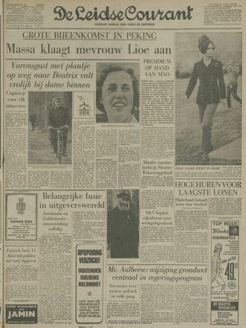 Leidse Courant 1967-04-11