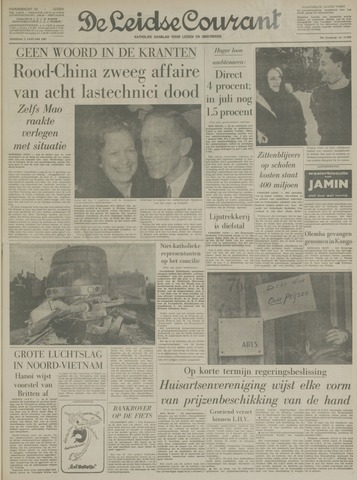 Leidse Courant 1967-01-03