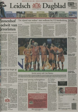 Leidsch Dagblad 2004-09-09