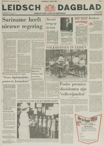 Leidsch Dagblad 1980-08-16