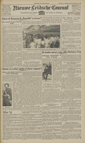 Nieuwe Leidsche Courant 1946-08-21