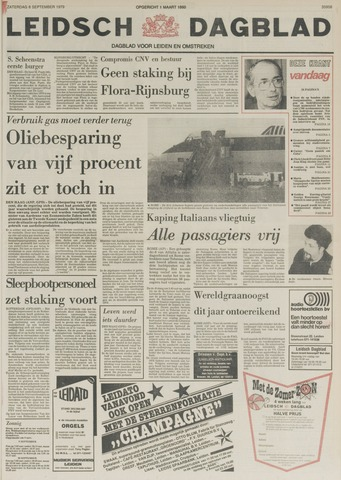 Leidsch Dagblad 1979-09-08