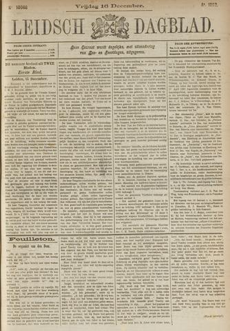 Leidsch Dagblad 1892-12-16