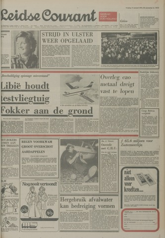 Leidse Courant 1975-01-17