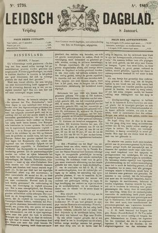 Leidsch Dagblad 1869-01-08