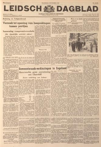 Leidsch Dagblad 1947-11-03