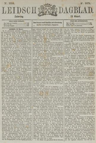 Leidsch Dagblad 1878-03-23
