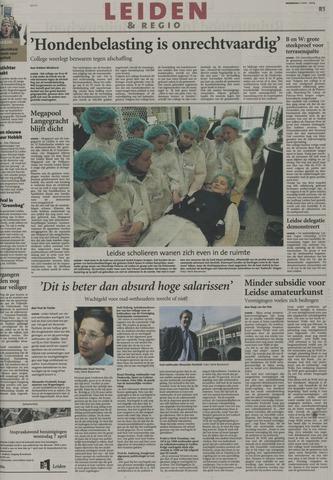 Leidsch Dagblad 2004-04-07