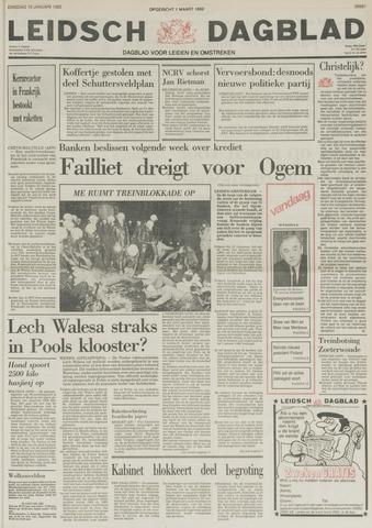 Leidsch Dagblad 1982-01-19