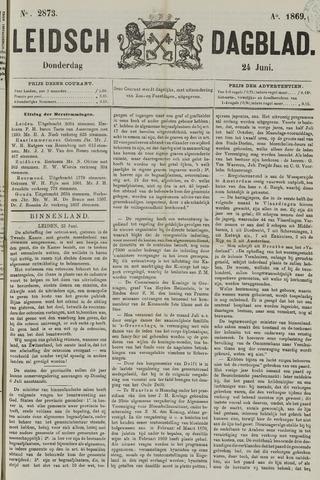 Leidsch Dagblad 1869-06-24